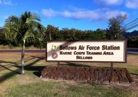 bellows beach cabins the best beaches in the world Bellows Air Force Base Cabins