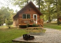 benners meadow run camping cabins Ohiopyle State Park Cabins
