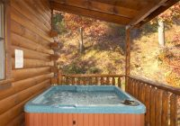 big bear falls a gatlinburg cabin rental Cabins With Hot Tubs In Texas