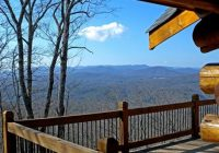blue ridge vacation rentals cabin breathtaking views from Cabins In Blue Ridge Mountains