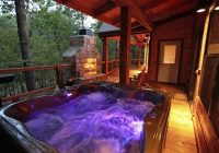 broken bow lake cabin rentals sunset creek spa cabin Couples Cabins In Oklahoma