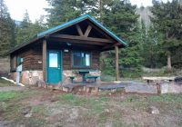 cabin 9 picture of sylvan lake state park campground eagle Colorado State Park Cabins