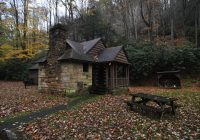 cabin at watoga state park marlinton west virginia flickr West Virginia State Parks Cabins