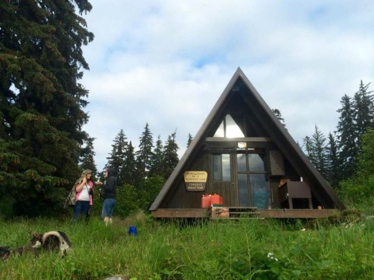 Permalink to Forest Service Cabins Alaska 2019