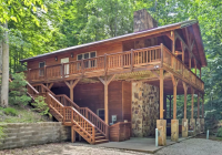 cabin rentals in red river gorge and natural bridge state resort Red River Gorge Cabins Pet Friendly