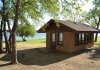 cabin rentals lake lewisville Camping In Texas With Cabins