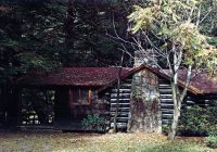 cabins at macbeths cook forest state park pa located just flickr Cook Forest State Park Cabins
