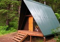 cabins rustic home hunting simple lake one room mountain modern tiny Simple Cabin Designs With Loft