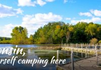 camping in wisconsin campgrounds cabins lakeside camping Cabin Camping In Wisconsin