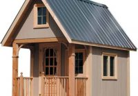 completely free 108 sq ft cottage wood cabin plans tiny houses Small Cabin Plans With Loft Free