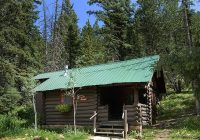 crested butte cabins lodging accommodations elk hunting cabins Pioneer Cabins Crested Butte
