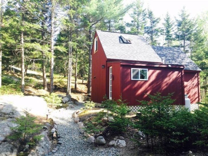 Permalink to Gorgeous Cabins Near Acadia National Park Gallery