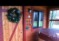 forest ridge cabins in the allegheny national forest yeah thats a Cooks Forest Cabins With Hot Tubs