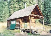 forest service cabins your rustic west yellowstone mt adventure wyc Montana Forest Service Cabins