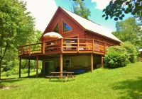 great cabin review of bear creek lodge in the allegheny national Allegheny National Forest Cabins