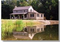 hawks haven log cabin in brown county indiana Brown County Cabins For Two