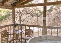 hocking hills one room romatic cabin for couples getaways Romantic Hocking Hills Cabins