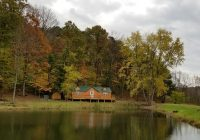hocking hills pet friendly cabin with private pond in sugar grove Hocking Hills Pet Friendly Cabins