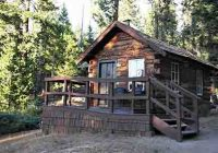 honeymoon cabin oficially this is cabin number 9 built in 1910 it Cabins Sequoia National Park
