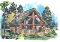 house plans with lofts page 1 at westhome planners Cabin House Plans With Loft