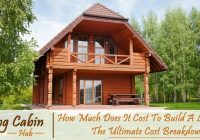 how much does it cost to build a log cabin the ultimate cost Cost To Build A Small Cabin