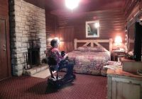 inside our cabin picture of starved rock state park utica Starved Rock State Park Cabins