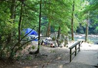 its electric audra state park moves into 2019 with 30 amp service West Virginia State Park Cabins