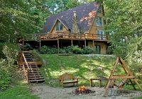 laguna house vacation rental home near the artists colony of Cabins Brown County Indiana