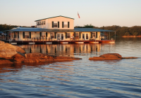 lake murray floating cabins chickasaw country Lake Murray Floating Cabins