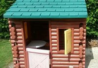little tikes log cabin playhouse assembly instructions cabin plan Little Tikes Cabin Playhouse