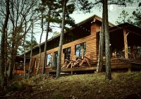 log cabin rental in oklahoma Ouachita National Forest Cabins