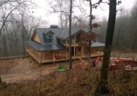 log home country home construction for the ozarks Cabins In Northwest Arkansas