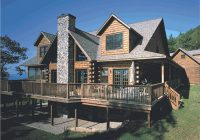 log house plans the house plan shop Two Story Log Cabin Layouts