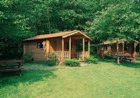 lost river valley campground family camping in the white mountains Campgrounds With Cabins In Nh