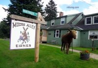moose alley cones partridge cabins Partridge Cabins Pittsburg Nh