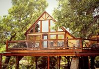 new braunfels cabin rentals best texas travel stilt home tree Cabins In New Braunfels Tx