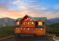 one bedroom cabins in gatlinburg pigeon forge tn Cabins In Smoky Mountains Tennessee
