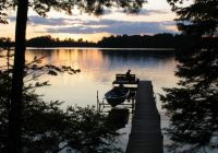 orn bo cottage a private lakeside cabin east of rhinelander wi Fishing Cabins In Wisconsin