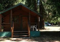 our cabin picture of log cabin resort olympic national park Cabins In Olympic National Park
