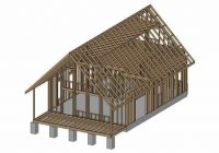 pdf plans free small cabin plans with loft tiny houses Free Small Cabin Plans With Loft