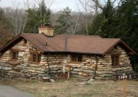 pickett ccc memorial state park cabins tennessee state parks Tennessee State Parks Cabins