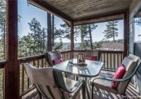 pinecone cabin 1 bedroom sleeps 4 hot tub fireplace flat screen Ruidoso Cabins With Hot Tubs