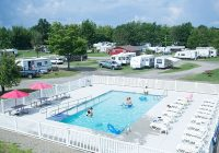 presque isle passage rv park cabin rentals erie campgrounds good Presque Isle State Park Cabins