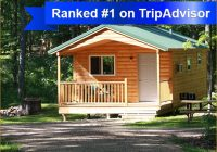 rent affordable camping cabins in wisconsin dells at fox hill Wisconsin Dells Camping Cabins