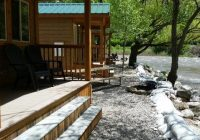 riverfront cabins picture of glenwood canyon resort glenwood Cabins In Glenwood Springs