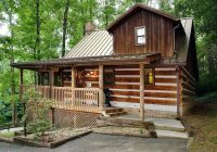 romantic 1 bedroom cabin with pool table walk to downtown Gatlinburg 1 Bedroom Cabins