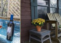 romantic and luxurious virginia vacation packages in shenandoah valley Romantic Cabin Getaways In Virginia