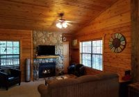 romantic log cabin at cabins of grand mountain in branson no Cabins At Grand Mountain Branson Mo