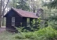 rustic cabin 8 picture of promised land state park greentown Promised Land State Park Cabins