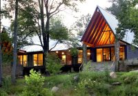 rustic cabin plans modern rustic house plans Modern Cabin Plans With Loft